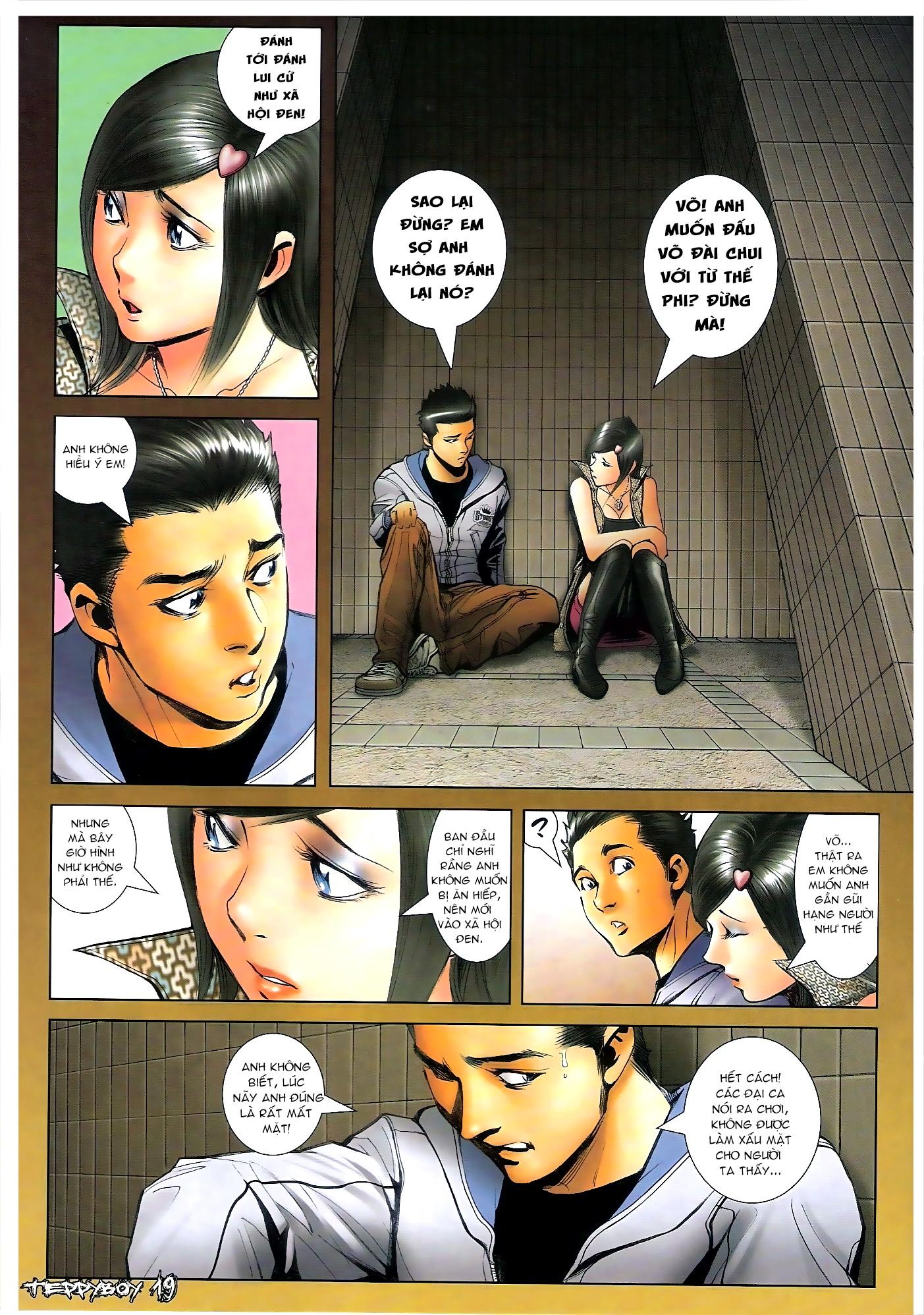 Người Trong Giang Hồ - Chapter 1293: Hạo Nam tái hiện - Pic 15