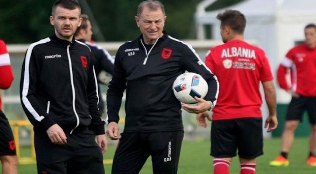 Albania to play a friendly against Luxembourg on June 4