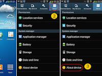 Cara Membuka PIN Jaringan SIM Samsung S6 Edge, J7, J5, J3