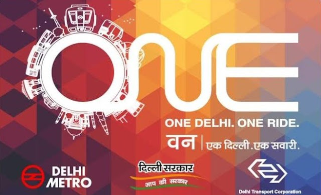 Delhi government launched 'One' card for ease of commute on metro buses