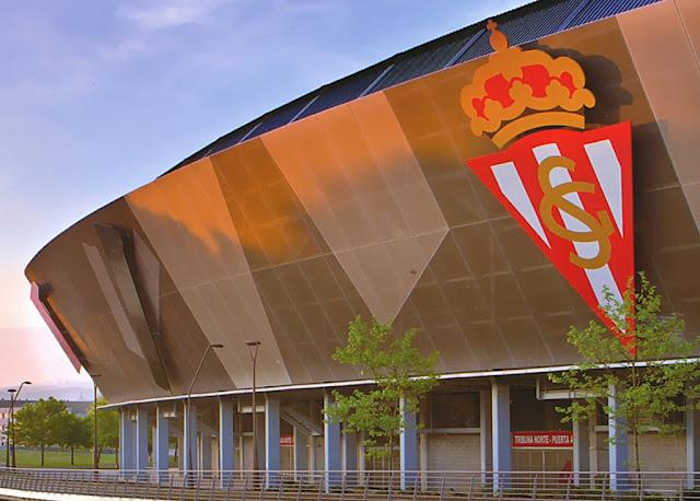 El Sporting quiere cambiar el nombre al Molinón