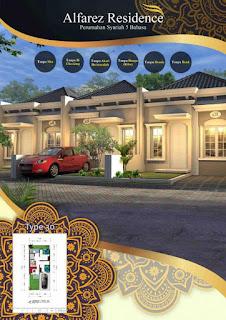 Tipe Tipe Model Perumaha Termurah Di Alfarez Residence Tasikmalaya