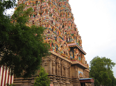 Meenakshi Temple, India