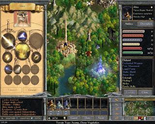 Age of Wonders 2 - Shira Tigran Hero Screenshot