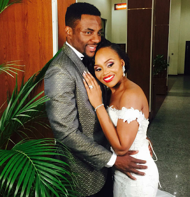 ebuka obi uchendu married