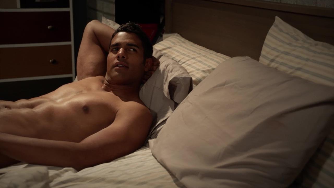 Adam senn, brent antonello sexy, shirtless scene in hit the floor