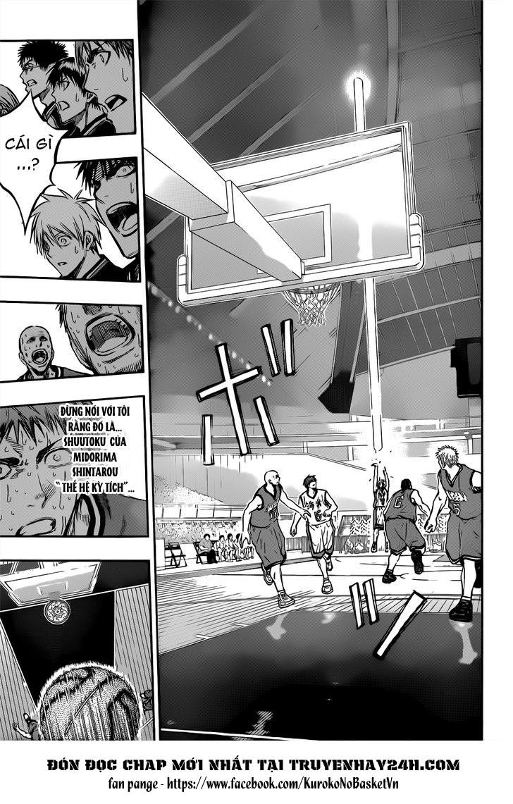 Kuroko No Basket chap 172 trang 17