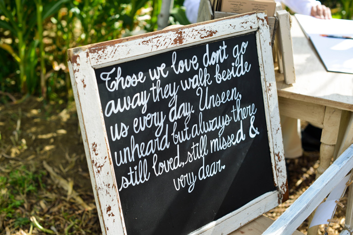 Wedding Signs / Merry Character Photography