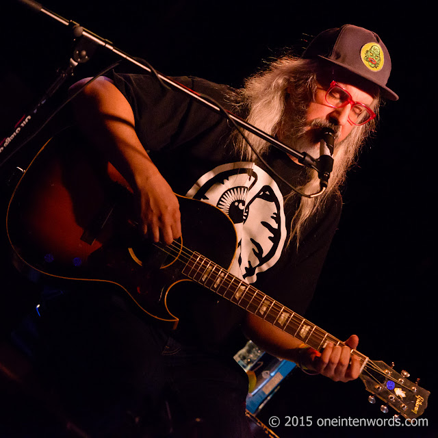 J. Mascis at Lee's Palace June 3, 2015 Photo by John at One In Ten Words oneintenwords.com toronto indie alternative music blog concert photography pictures