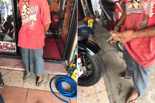 Poor-Looking Man Was Ignored By The People Inside The Bike Store - Ended Up Buying A Harley Davidson In Cash!