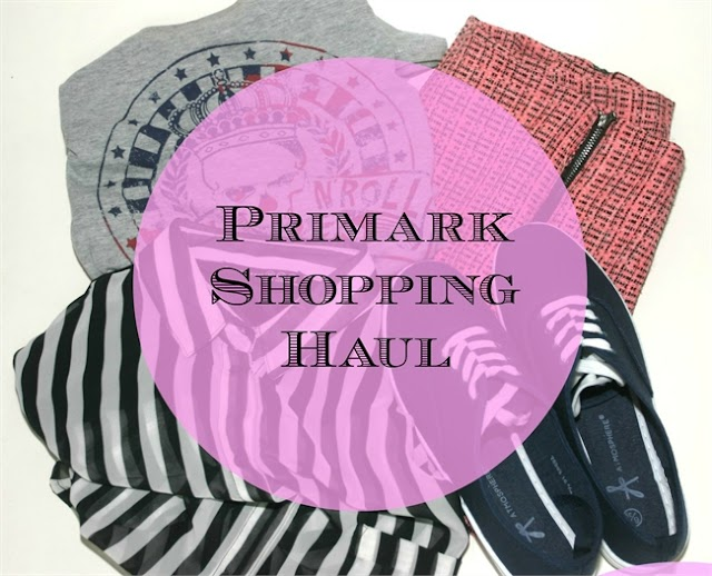 Little Primark Shopping Haul