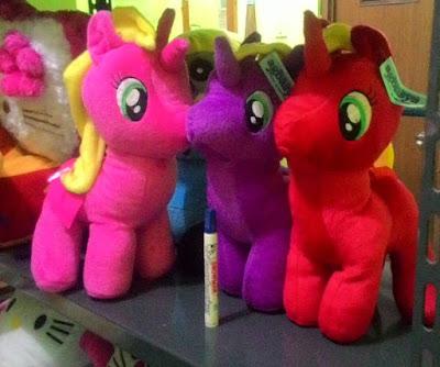 Boneka Kuda Poni
