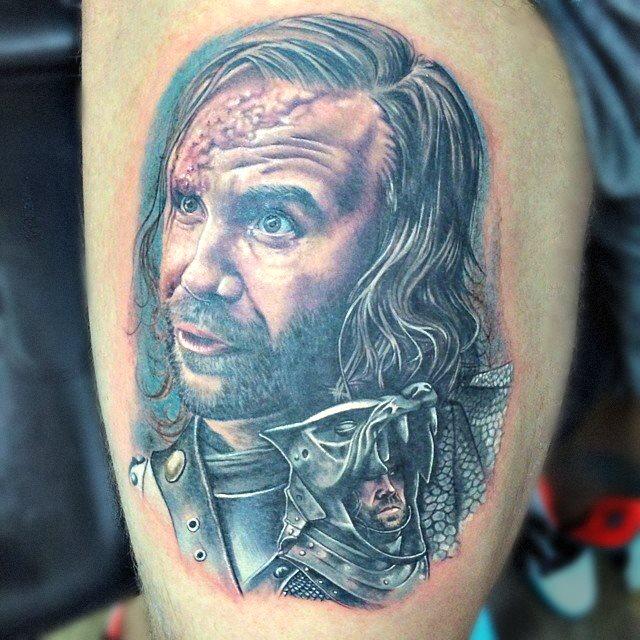 Escoge Entre Estos Tatuajes De Juego De Tronos El De Tu Casa