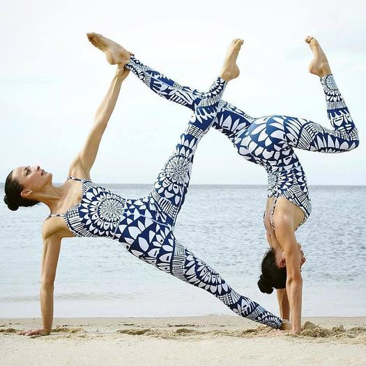 These Yoga Instagrammers Give Us Serious ZENspirationThese Yoga Instagrammers Give Us Serious ZENspiration