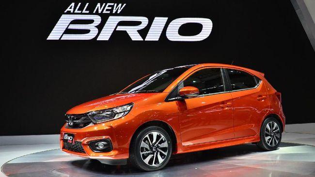 HPM Targetkan Penjualan All New Honda Brio 4.000 Unit Per Bulan