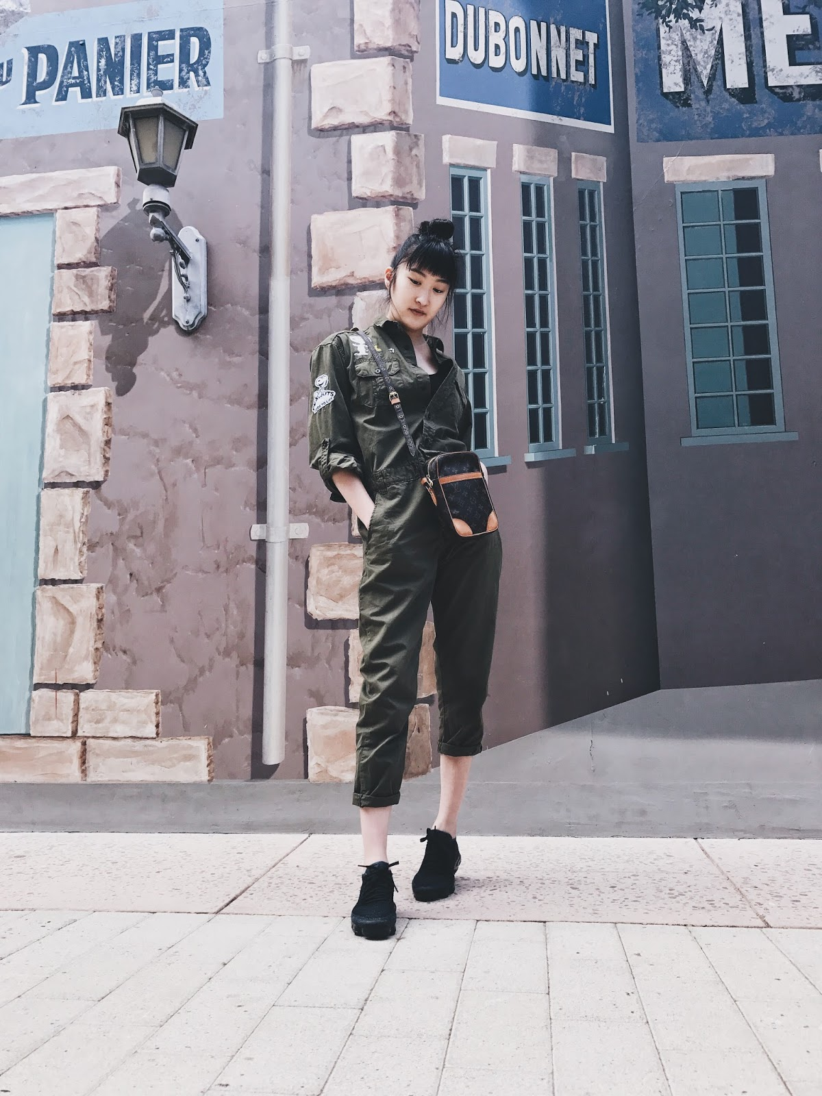 SNOOPY JUMPSUIT AND VAPORMAX | AESTE BLANC