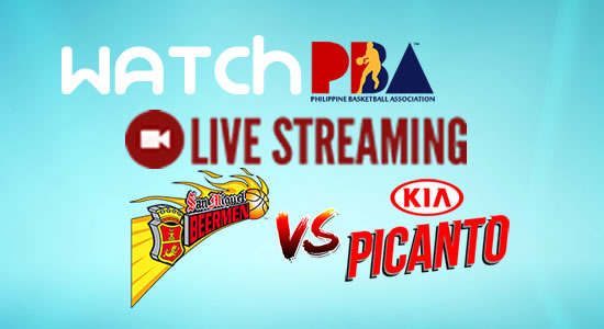 Livestream List: SMB vs Kia game live streaming February 23, 2018 PBA Philippine Cup