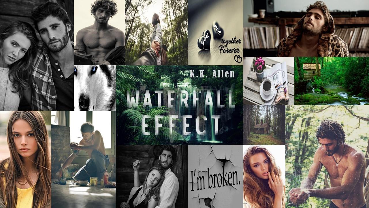 Release Blitz for Waterfall Effect by K.K. Allen