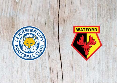 Leicester vs Watford - Highlights 01 December 2018