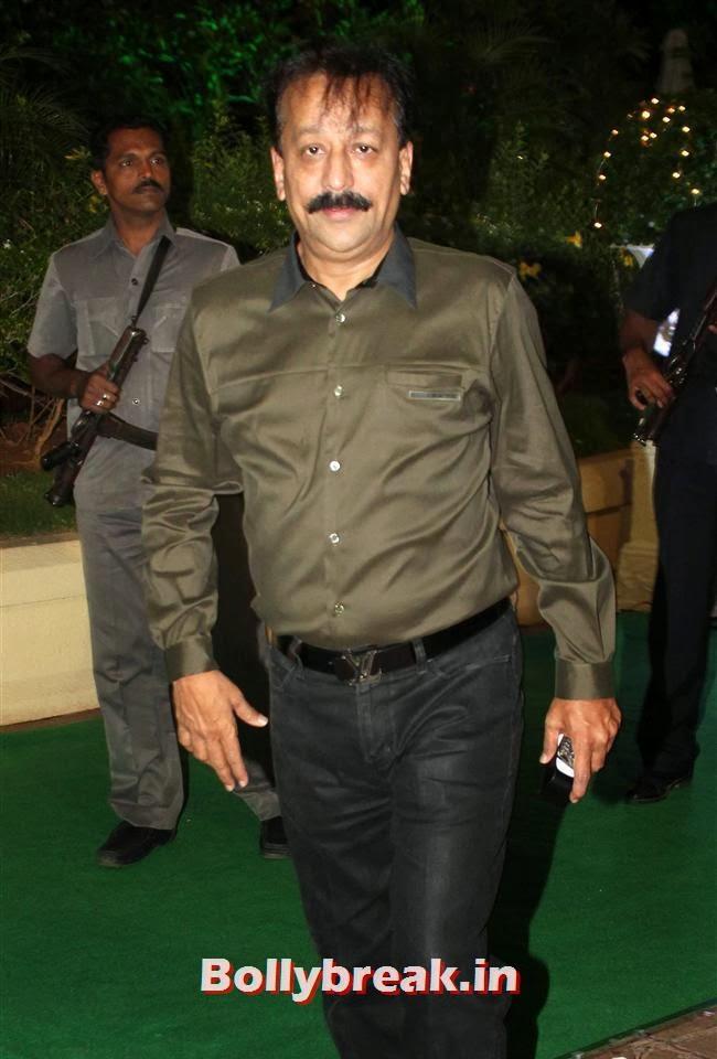 Vishesh Bhatt Wedding Reception
