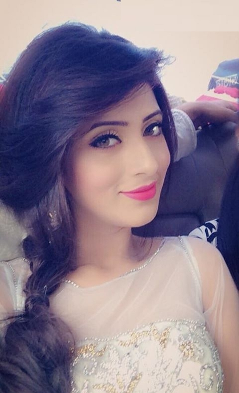 Bangladeshi Facebook Girl Wallpaper Bidya Sinha Saha Mim Images Hd Wallpaper All 4u Wallpaper