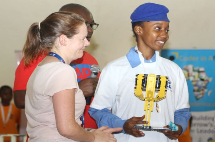 First Lego League au Nigeria