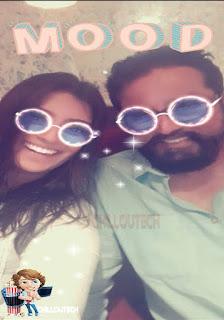 Actress Varalakshmi in Paamban movie with her father actor Sarathkumar