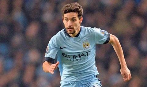 Navas gần hết 4 năm thi đấu cho Man City.