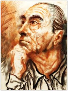 Antonio Berni - Grafite sem Título, 1970