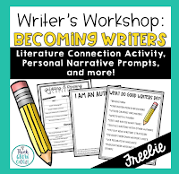 https://www.teacherspayteachers.com/Product/Personal-Narrative-Writing-Activities-2017578