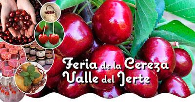 VIII Feria de la Cereza en el Valle del Jerte