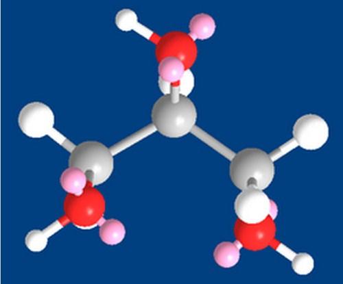 Rumus Kimia Gliserol