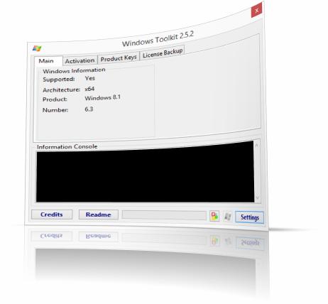 Microsoft Toolkit 2.5.2