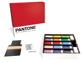 Cryptozoic Announces Release of Pantone The Game