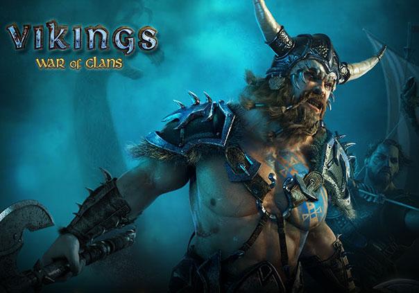 تحميل لعبة Vikings: War of Clans  لجميع الاجهزة