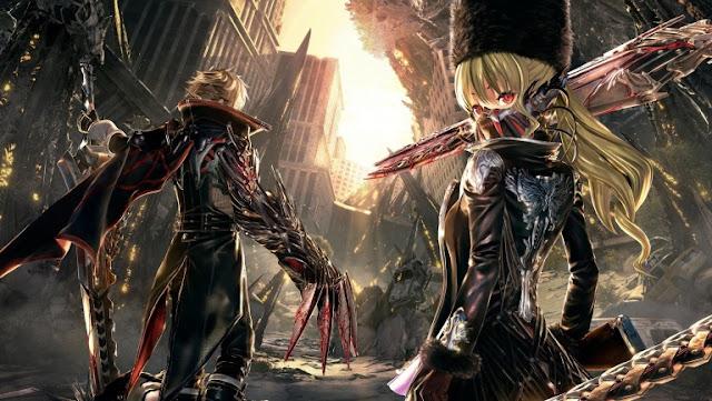 إكتشف المزيد من التفاصيل بخصوص شخصيات لعبة Code Vein القادمة بأسلوب سلسلة Dark Souls
