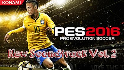 PES 2016 New Soundtrack