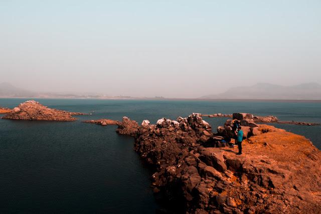 Morbe Dam Karjat India