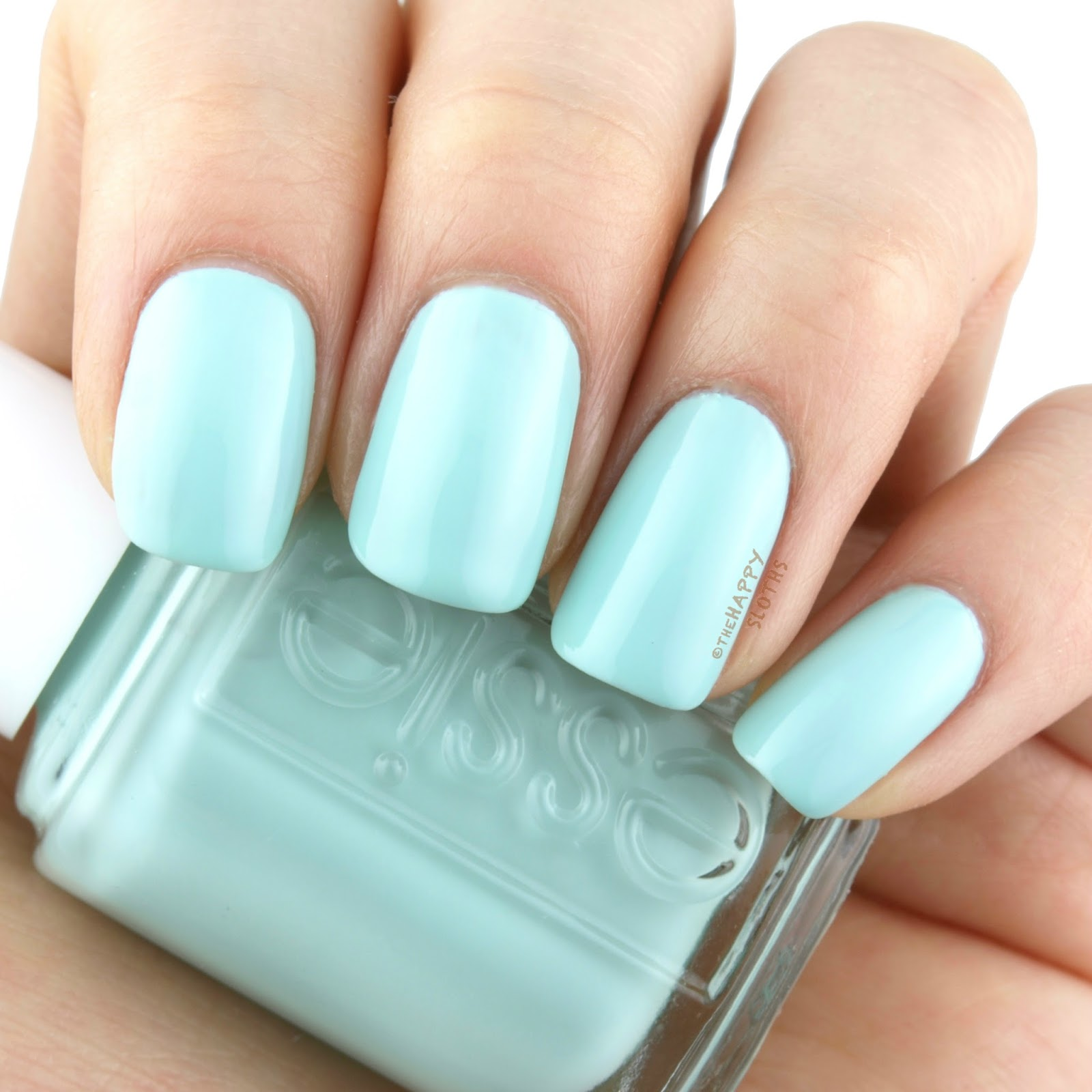 Essie Summer 2018 | Empower-mint: Review and Swatches