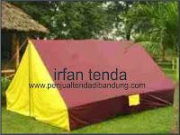 Penjual tenda di bandung, produksi tenda, menjual tenda, menyediakan tenda, harga murah, tenda pramuka,