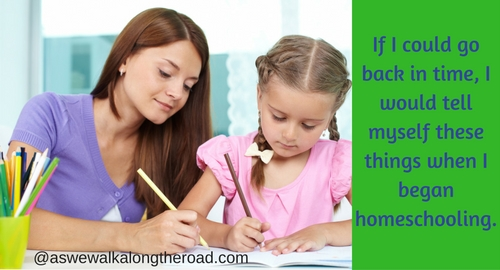 Letter to a new homeschool mom