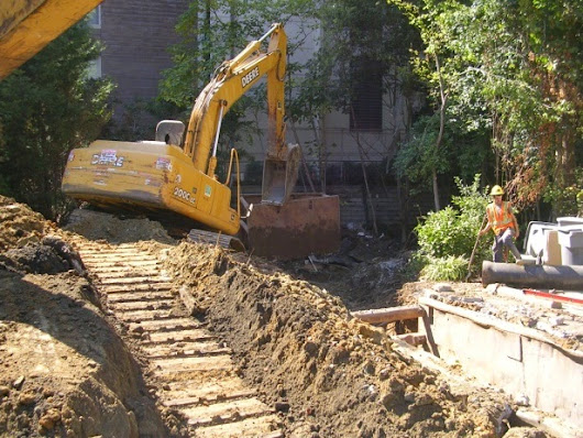 Project Feature: Charlotte-Mecklenburg Utilities Sewer Rehabilitation and Replacement