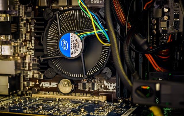 Komponen CPU dan Fungsinya