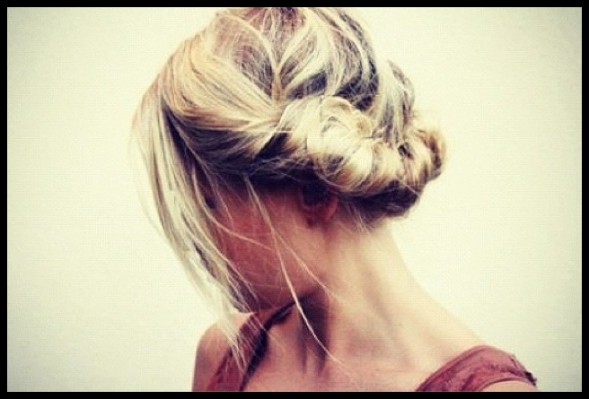 HairStyle Day: Top 6 easy casual updos for long hair