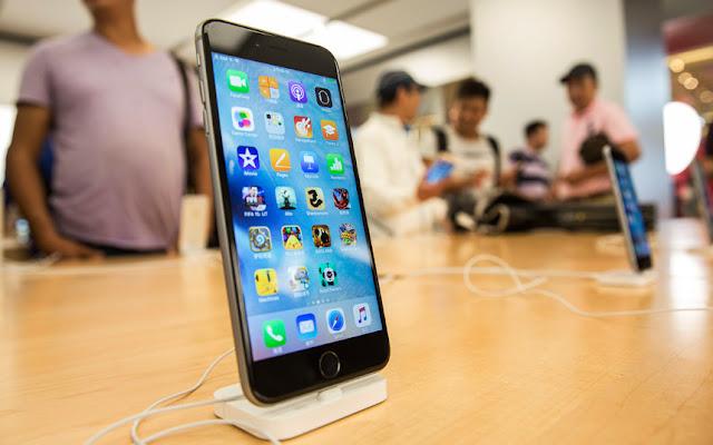 Apple Iphone 6s SmartPhone 2016