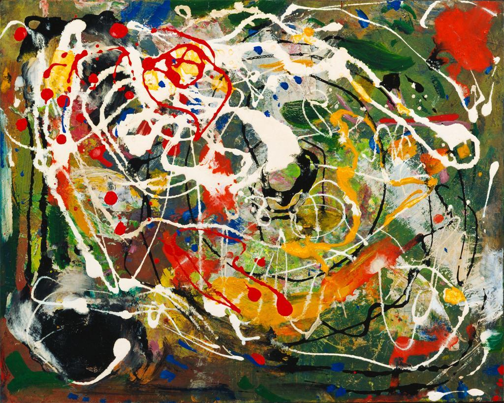Art of the Day: Hans Hofmann, Spring