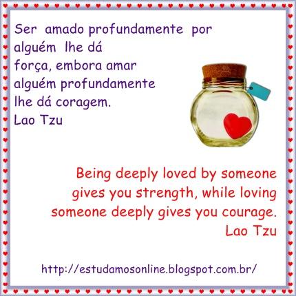 Frases Curtas Em Ingles Com Tradução De Amor