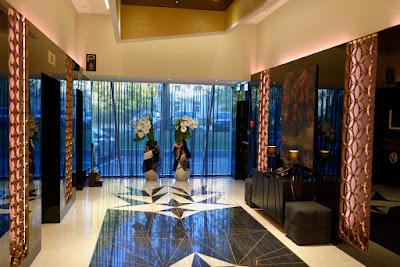 Inside Hilton Tallinn Park
