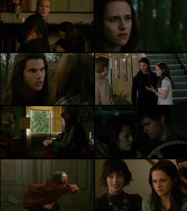 The Twilight Saga New Moon 2009 Dual Audio Hindi 480p BluRay