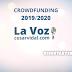 Comienza la campaña de Crowdfunding del programa La Voz de César Vidal para la temporada 2019-2020
